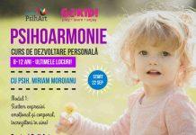 PsihoArmonie. Curs de Dezvoltare Personala Pentru Copii 8-12 ani -2