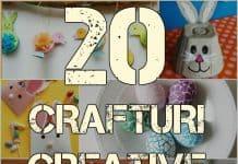 20 CREAFTURI CREATIVE DE PASTI R