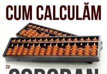 Cum calculam cu Soroban abac japonez