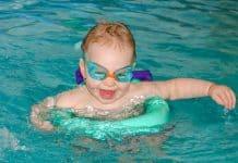 De ce e important ca bebelusii sa se acomodeze cu mediul acvatic pana la varsta de 1 an