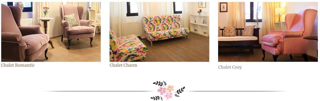 Excursii de weekend Bucuresti Pastel Chalet camere