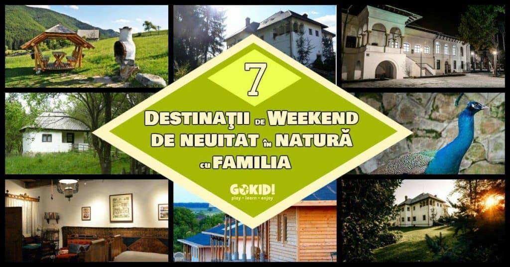 Excursii de weekend in natura cu familia fb gokid