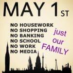 Family Building eveniment 1 mai 2018