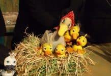 """Spectacolul """"Răţuşca cea urâtă"""" se joacă la Teatrul """"Puck"""" joi, 5 aprilie"""