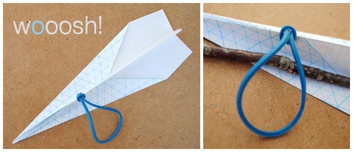 10 Idei Activitati de Calatorii avion de hartie cu catapulta