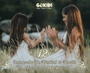 12 Recomandari de Weekend in Familie la Bucuresti vremea 5-6 Mai gokid