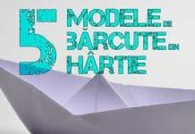 5 Modele de Barcute din Hartie. Cum sa Faci o Barca Orgami gokid