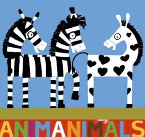 Animanimals Desene Animate Simple Simpatice cu Animale +3 Ani