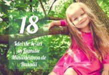 Bucuresti idei iesiri in familie 26-27 mai gokid