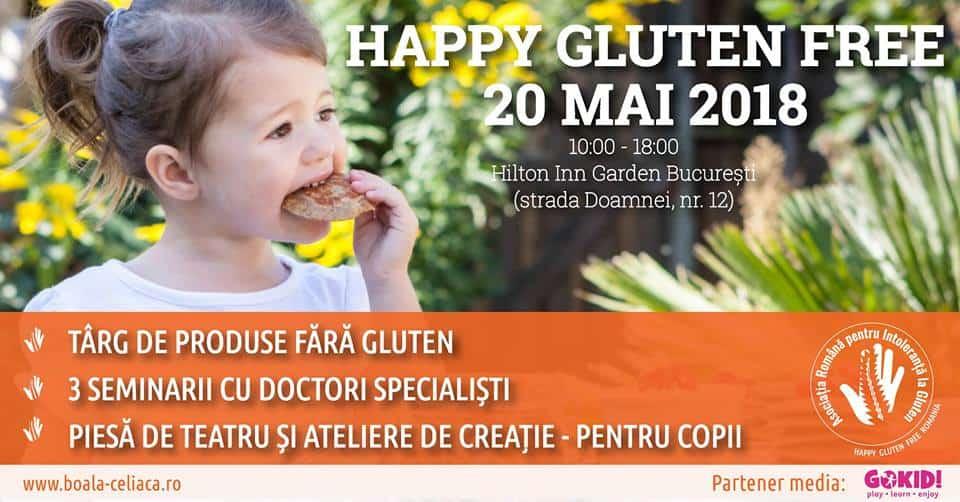 Happy Gluten Free 2018