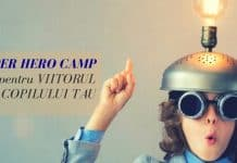 TECH SUPER HERO CAMP