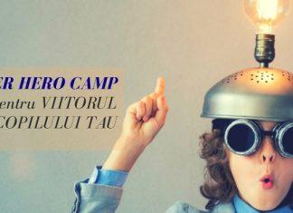 TECH SUPER HERO CAMP