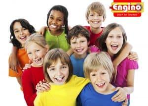 engino toys jocuri de constructii grup copii