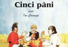 Cinci Paini. Povestire - Anecdota de Ion Creanga