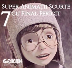 Super Animatii Scurte cu Final Fericit gokid r