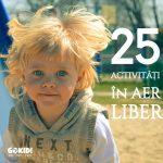 Activitati cu Copilul in Aer Liber. Cum Ne Jucam cu Copilul in Parc sau la Picnic gokid 3