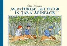 Aventurile lui Peter in Tara Afinelor - coperta