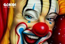 Clown Poveste Terapeutica Sa Invatam sa impartim 101 Healing Stories for Kids and Teens clovn gokid imagine