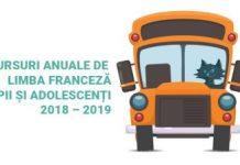 Curs Anual de Limba Franceza pentru Copii si Adolescenti banner
