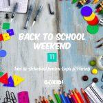 Back to School Weekend! 11 Idei de Activitati pentru Copii Parinti la Bucuresti gokid