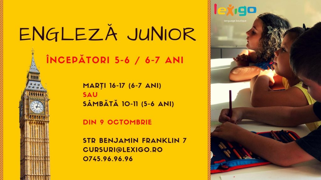 Junior Lexigo Language Boutique