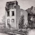 Povestea taranului care construia castele de Simona susnea Spiridon gokid ilustratie casa
