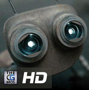 7 Animatii Simpatice cu Roboti. Scurtmetraje 2D si 3D gokid