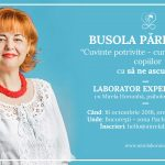 Busola-parintilor-event- 16 octombrie 2018