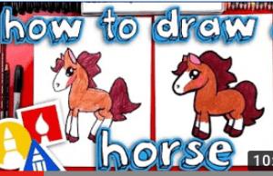 cum sa desenezi 10 animale simpatice