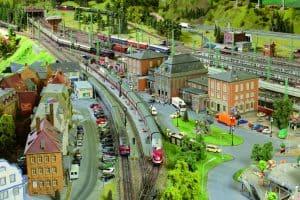 knuffingen-Miniatur Wonderland gara