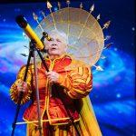 Calatorii prin galaxii - Teatrul Ion Creanga