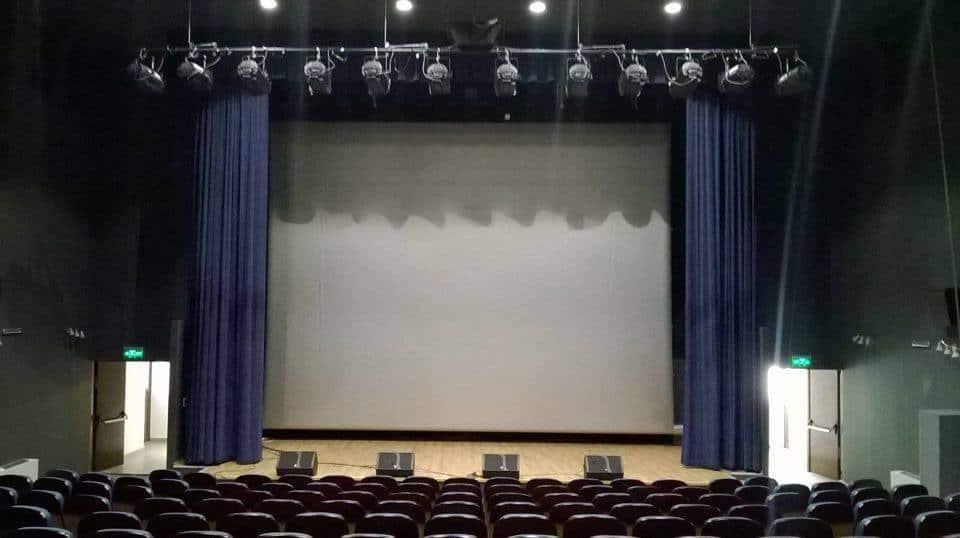 Cinema Dacia Cluj-Napoca sala