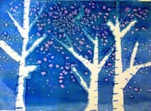 Noapte de Iarna. Atelier Creativ pentru Copii de 1-4 Ani