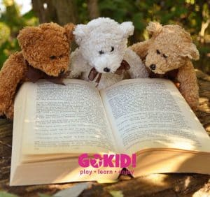Prietenia Ursuletilor. O poveste despre prietenie cu ursuleti si dorinte diferite gokid