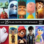 Top 25 Filme pentru Copii Familie 2010-2017 gokid