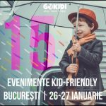 15 Evenimente Kid-Friendly la BucureSti _ 26-27 Ianuarie GOKID