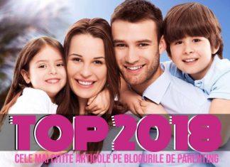 Articole pe Blogurile de Parenting GOKID Romania 2018