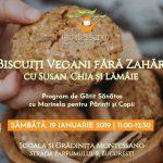 Atelier de Gatit Sanatos montessano biscuiti