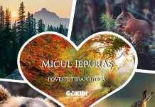 Micul Iepuras. Poveste terapeutica 101 Healing Stories for Kids and Teens gokid