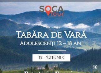 Tabără de Vară pentru Adolescenți 12 – 18 anI Soca gokid