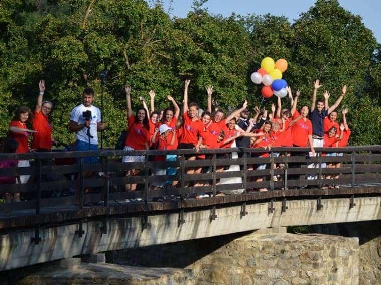 Tabără de Vară pentru Adolescenți 13 – 18 ani Bucovina pod