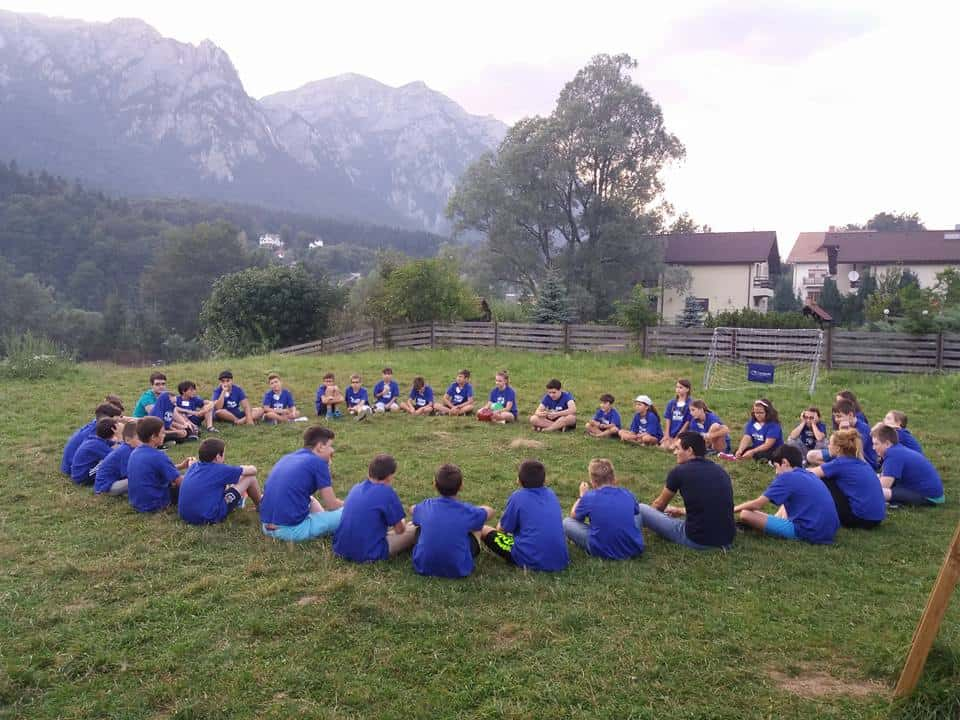 Tech Camp Summer 2019 cerc participanti