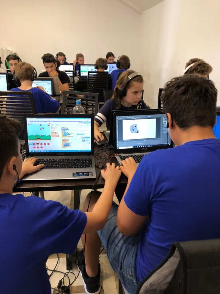 Tech Camp Summer 2019 computere