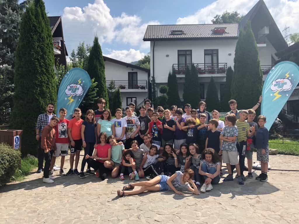 Tech Camp Summer 2019 grup
