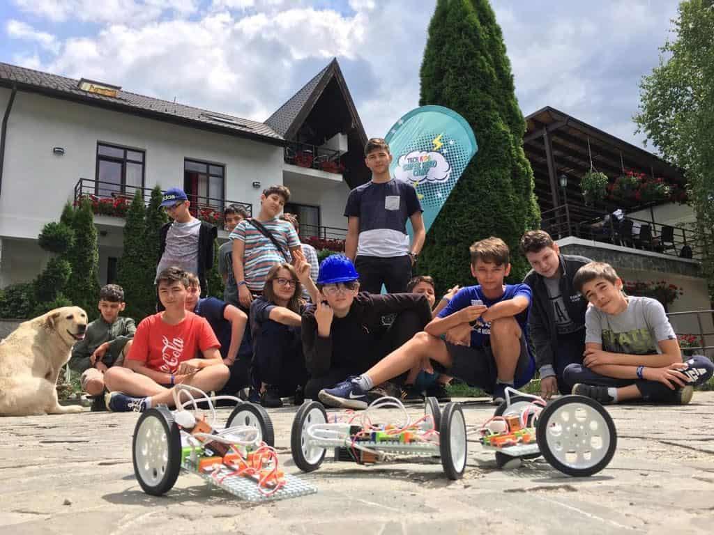 Tech Camp Summer 2019 proiecte
