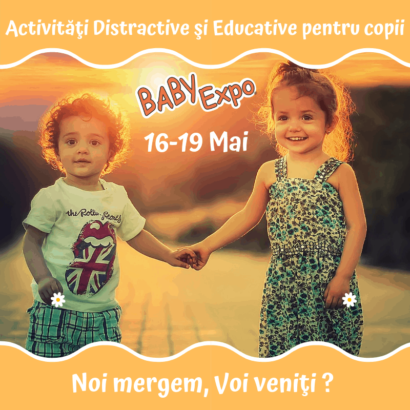BABY EXPO - Activitati pentru copii