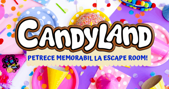 candyland trapped