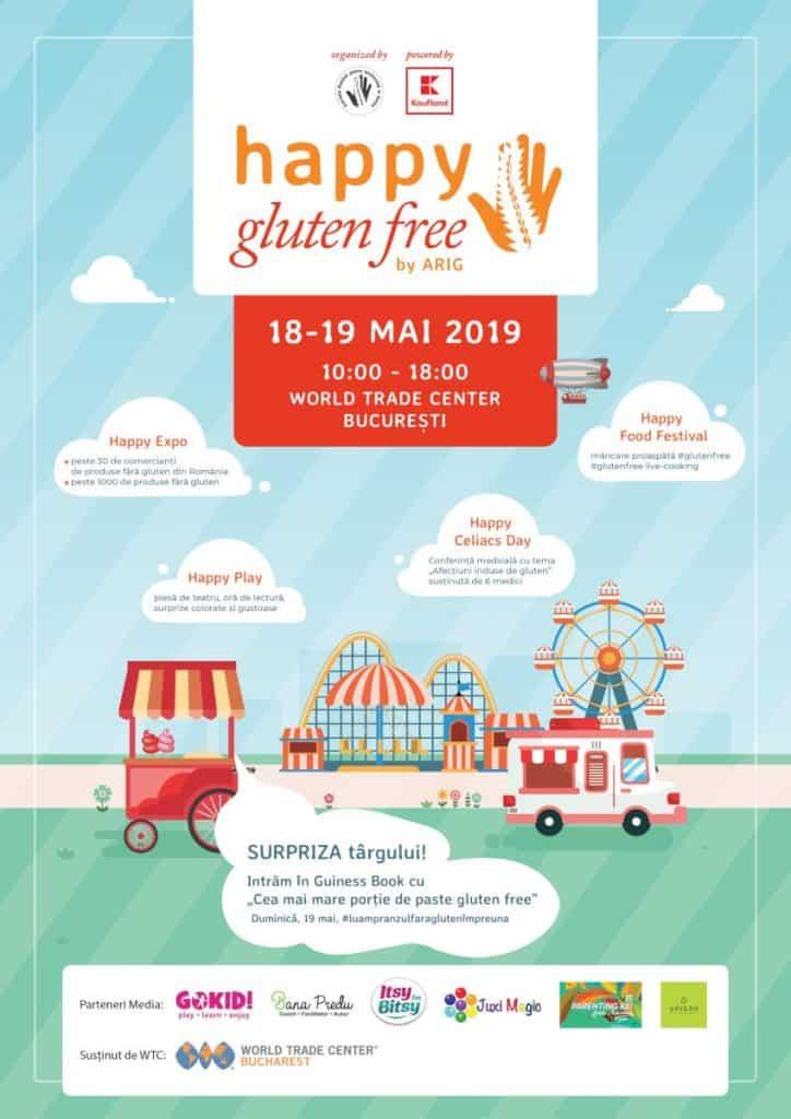 Targ Happy Gluten Free 2019 gokid