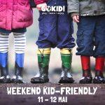 Weekend Kid-friendly la Bucuresti | Evenimente 11-12 Mai GOKID