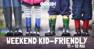 Weekend Kid-friendly la Bucuresti | Evenimente 11-12 Mai GOKID fb